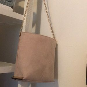 Missguided Crossbody Bag in Light Pink